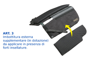 Confair-H2® Sella Inglese Pain-stopper